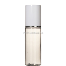 Multi use plastic shampoo bottle caps cosmetic packaging bottle