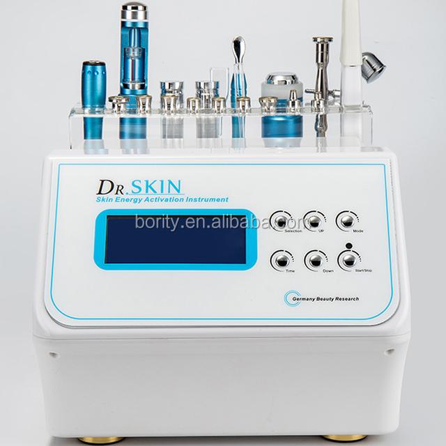 distributors agents required 8 in 1 oxygen dermabrasion diamond silk peel machine