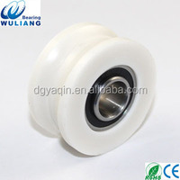 High Precision 6901 2rs double acting pulley