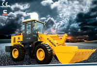 China most popular design high quality wheel loader ZL30 3ton