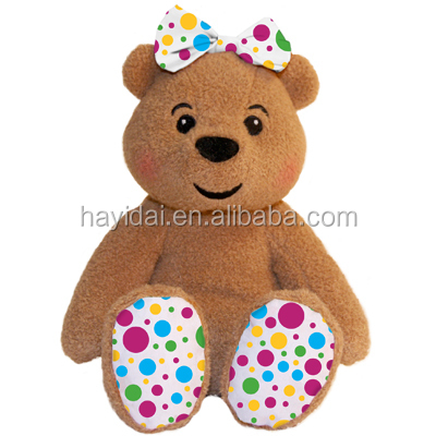 Cheap Promotional plush bear toys for kids
