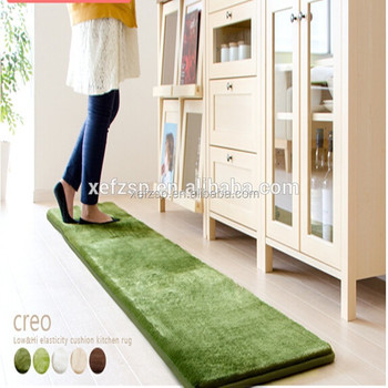 100% polyester kitchen set memory foam carpet floor price carpet