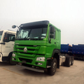 HOWO Large Loading Capacity 10 Wheels 371hp Tractor Truck for Sale