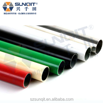 Coated steel pipe for mobile Phone Assembly Line