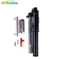 High quality low price aluminum mini bike pump