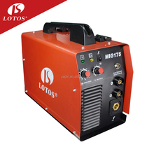 LOTOS MIG175 welding mig inverter igbt 175 amp cheap mig welders for sale mig/mag welding machine