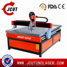 cnc machine 2D/3D New 3d Sculpture Good Effect CNC wood design machine router with vacuum bed JCUT-1212AV