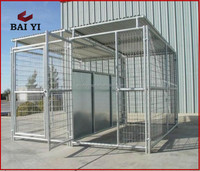 Outdoor Animal House Design and Exercise Pen for Large Dogs