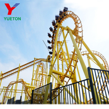 Chinese Cheap Amusement Park Rides Roller Coaster For Sale