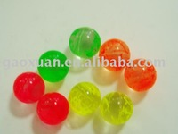32mm Rubber Transparent High Bouncing Ball