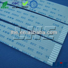 2.0mm pitch cable lvds ffc cable flat flexible cable