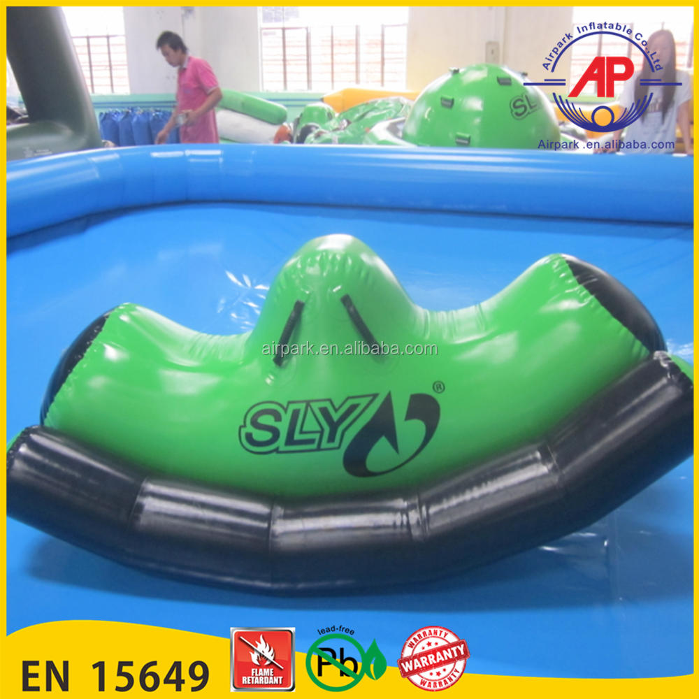 Airpark New Design Inflatable Water Park Water Seesaw