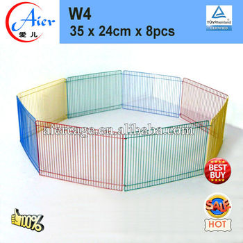 small animal metal pen/ pet pen cage/ hamster cage