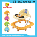 New fashion baby walker with dog music board and light New model baby walkers Good sale baby musical walker