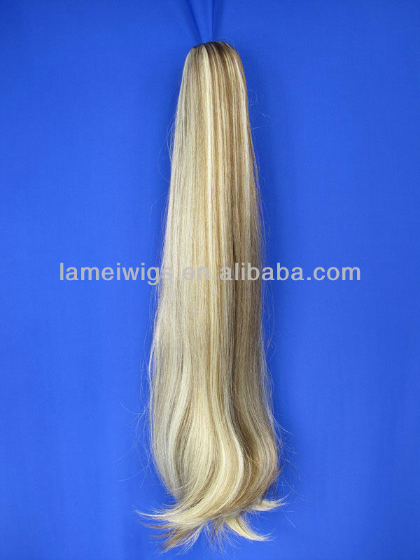 Claw Clip Ponytail PN-0147