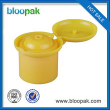 Popular high quality plastic bottle cover