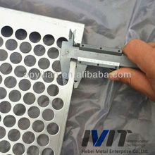 New design building materials decorative perforated metal for cabinets with great price