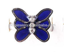 The Best Birthday Gifts for Kids Handmade Butterfly Ring Jewellery