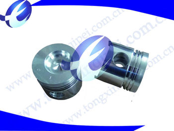 Mitsubishi 6d16 engine parts piston