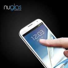 Newest!! Factory Price Mobile Phone Use 0.3mm Tempered Glass Screen Protector for Samsung Galaxy Note 2