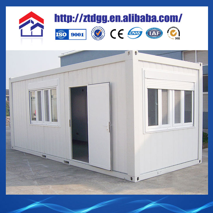 Professional design low cost steel structure house from China manufacturer