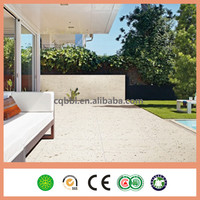 3mm thickness flexible exterior wall stone, ceramic tiles travertine building refurbishment and decoration