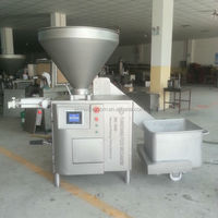 Automatic Meat Filling Machine For Canned