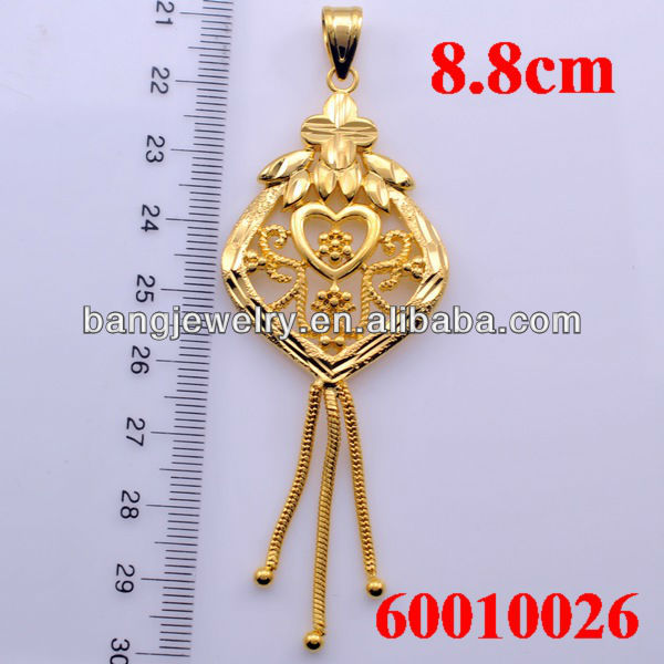 Fashion letter s pendant spikes jewelry