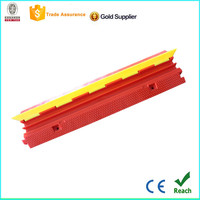 Factory directly sale 2 channel PVC Cable Protector