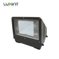 China Supplier Factory Price IP65 90 Watt LED Wall Pack Lights With 5 Years Limited Warranty