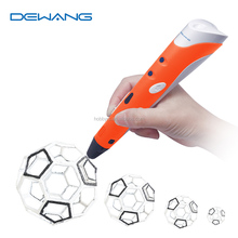 Dewang 3d printing pen for kids best selling 2017 innovative unique product 3d printer pen