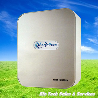 MagicPure Korea K-3000 (Silver) Alkaline Water System (6 Filters)