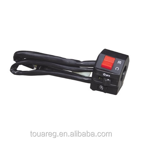 motorcycle right handle switch for Qianjiang