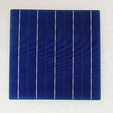 sunpower polycrystal solar cell with cheap price156x156 high efficiency for solar panel and solar system