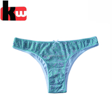 Free Panties Sample Ladies Sexy Smooth Soft Thongs Womens G-string New Arrival