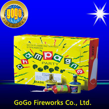 Party Poppers cheap round shaped fireworks lucky great fireworks fireworks birthday party favor