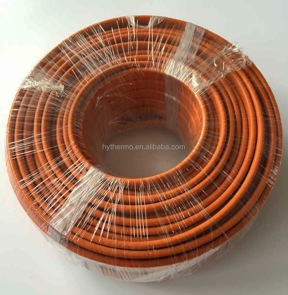 China supplier parallel constant power heating cable/wire for snow melting