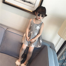 Hot Sale High Quality One Piece Girls Party Dress 31203