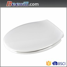 Urea toilet seat cover, wc toilet seat with soft close function