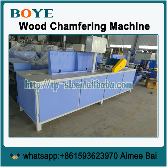 Low prices pallet wood chamfer machine prices for sale