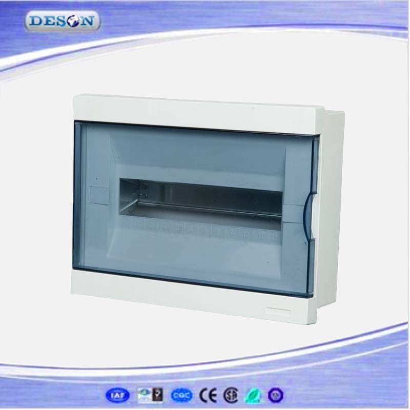 High Quality MCB Instrument Enclosures, Circuit Breaker Metal Distribution Box, Switch Mental Electric box with switch