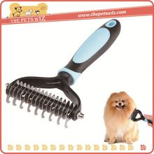 Dog moulting comb p0wbg discount pet supplies for sale
