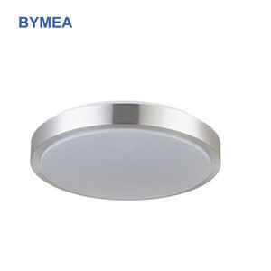2018 New Fashion Metallic 16 inch home commercial 26w 1900lm energy saving led flush surface mounted ceiling fixture light