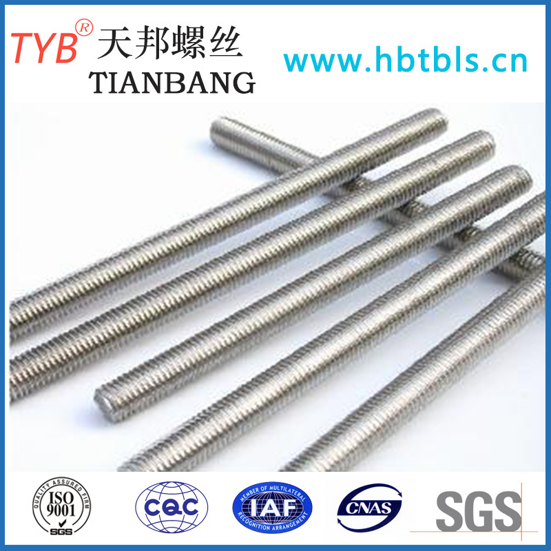 Thread rods galvanized threaded rod manufacturers din