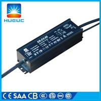 0-10v 100w IP67 waterproof constant current dimmable output 75v 55v 43v 35v LED driver