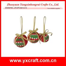 Christmas decoration (ZY17Y314-1-2-3) christmas ball item product