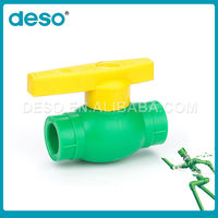 Custom made No-Toxic pp-r ball valve
