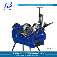 "Pipe Making Machines HT100F 4"" Screw Thread Rolling Machine For Sale"