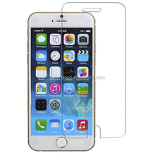 Mobile Phone Use In stock ! 9H 0.26mm Anti fingerprint tempered glass screen protector for iphone 6 plus