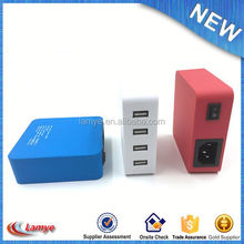 Gadget electronic Smart USB charger multiple universal function of socket outlet